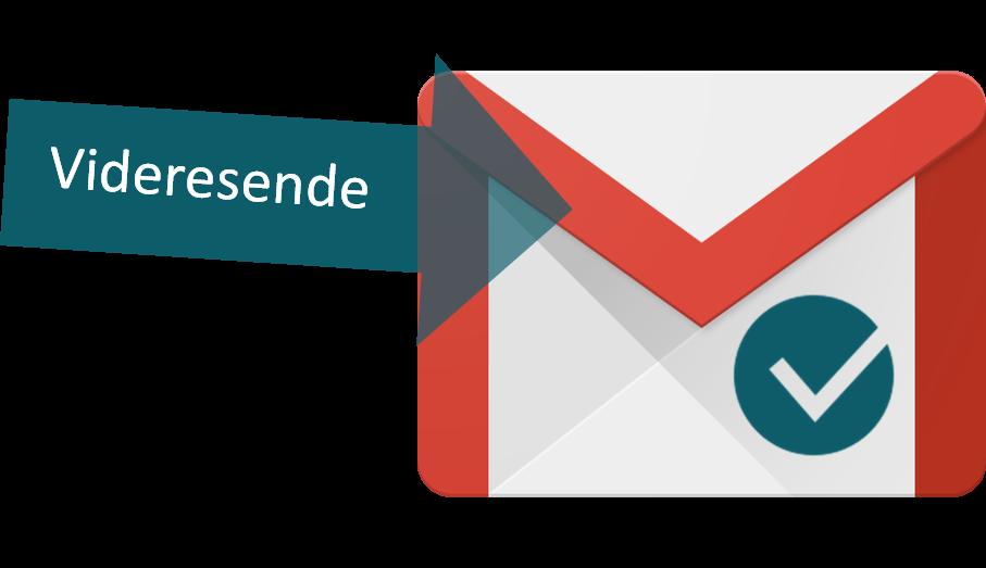 Automatisk videresende fra outlook til kontolink gmail