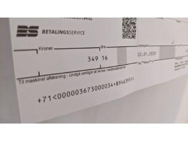 FI-kort: Elektronisk indbetalingskort. Styr på dine FI indbetalinger.
