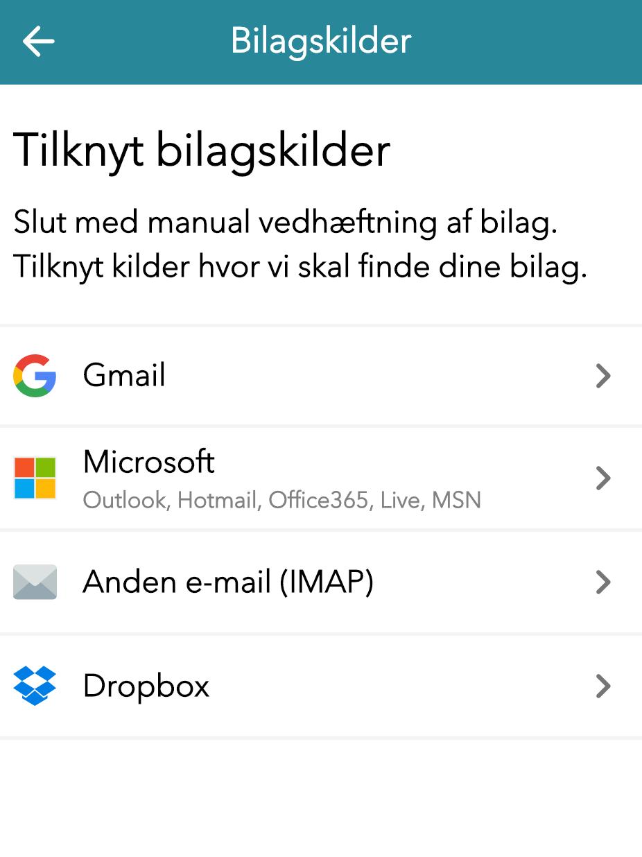 Opsætning af Icloud mail til Kontolink (IMAP)